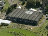 The MacRobert Pavillion Ingliston Aerial View