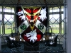 Stained Glass Crest at Cromar