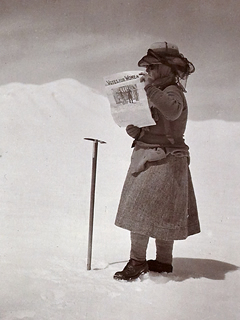 Fanny Workman - Mountaineer