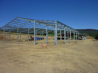 West Davoch Farm Buildings Framework